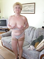 Granny Old Mature - Granny Submission